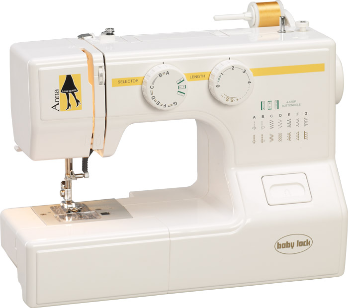 Baby Lock Anna Sewing Machine