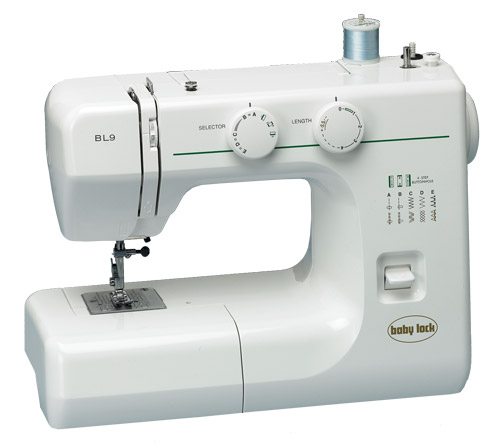 Baby Lock BL9 Sewing Machine