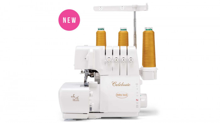 Baby Lock Celebrate Serger Machine