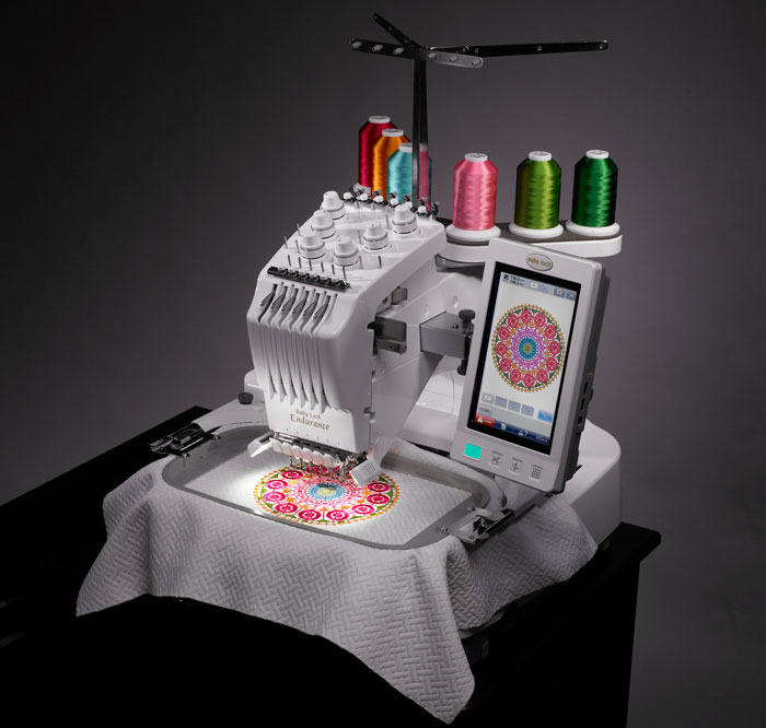 Baby Lock Endurance Embroidery Machine