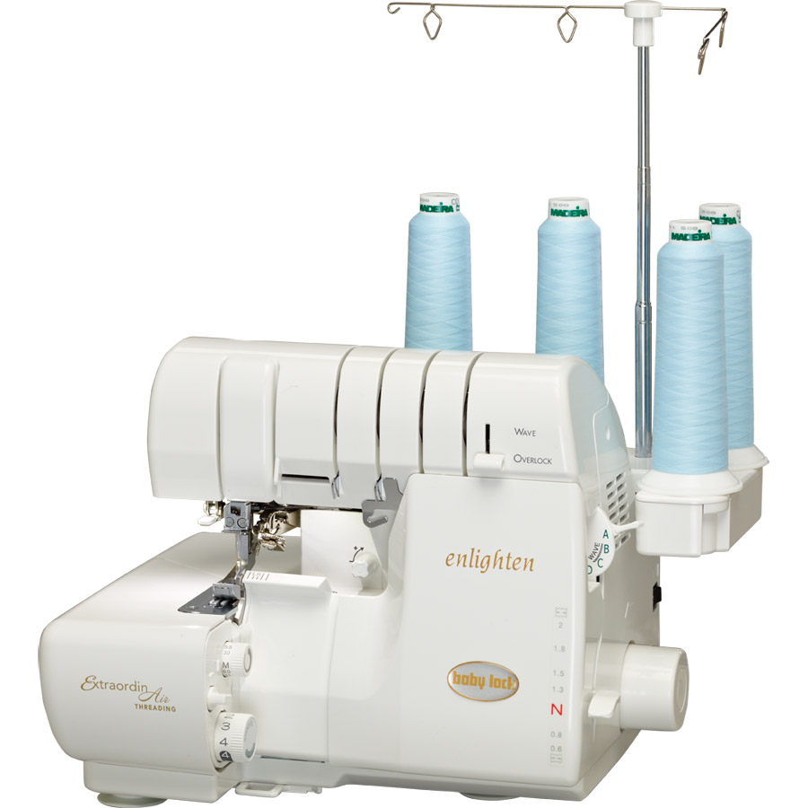 Baby Lock Enlighten Serger Machine