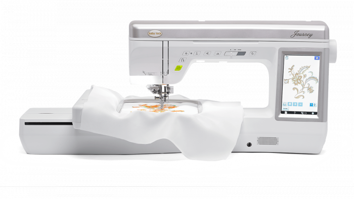 Baby Lock Journey Embroidery Machine