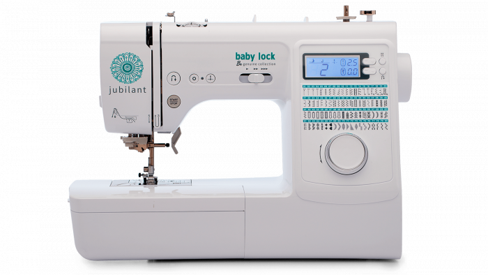 Baby Lock Jubilant Sewing Machine