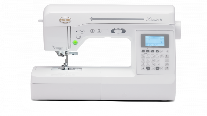 Baby Lock Presto II Sewing Machine