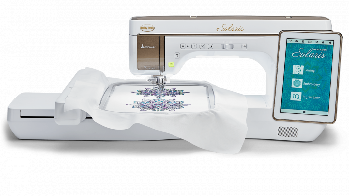 Baby Lock Solaris Sewing Machine