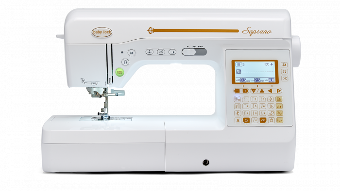 Baby Lock Soprano Sewing Machine