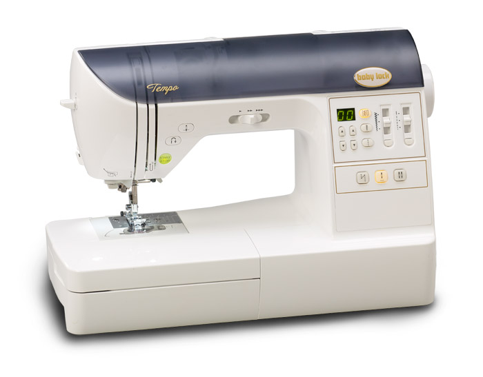 Baby Lock Tempo Sewing Machine