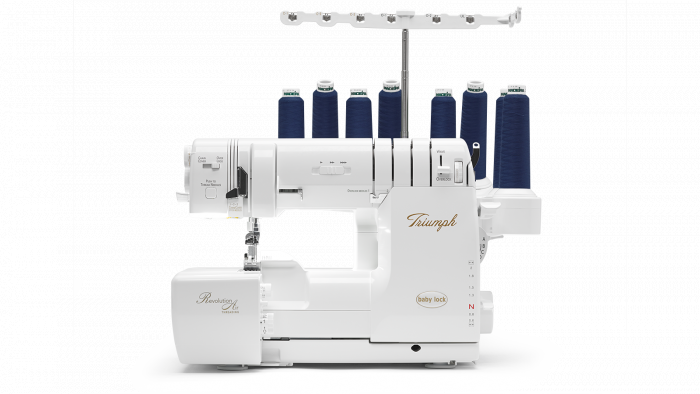 Baby Lock Triumph Serger Machine