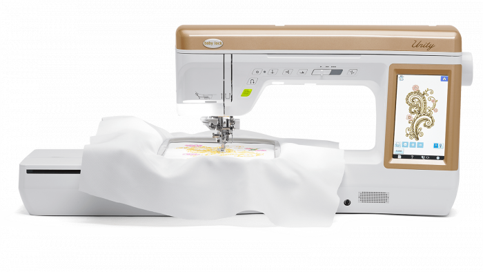 Baby Lock Unity Embroidery Machine